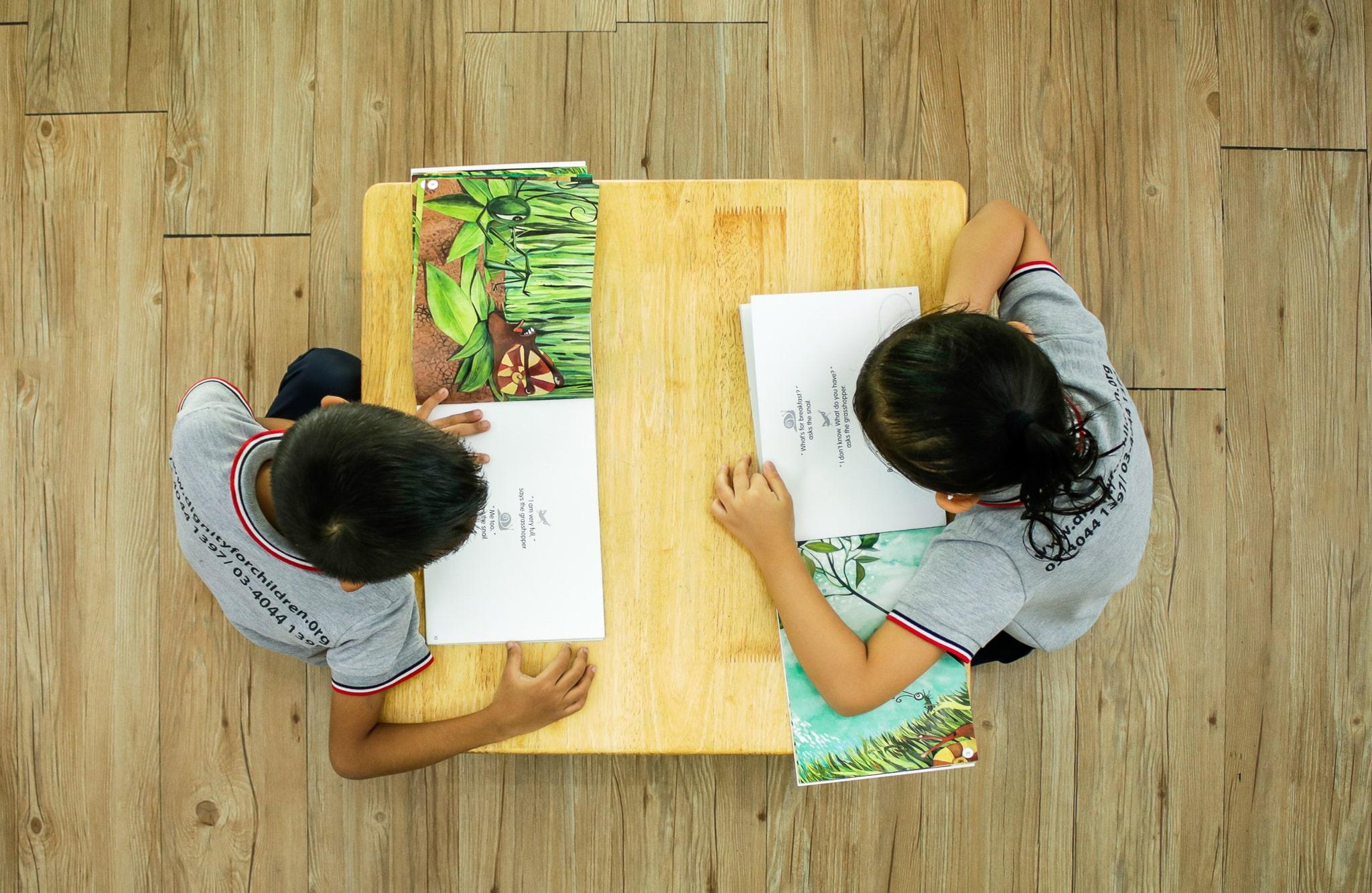 Gift a Children Storybook